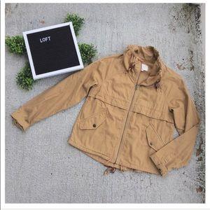 Ann Taylor Loft Anorak Jacket
